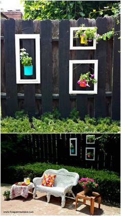 11 DIY Backyard Deco