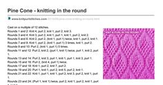 knitpurlstitches.com-Pine Cone - knitting in the round.pdf