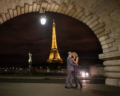 Why do I love Brazilian couples? Because they are so much in love with each other and are crazy about Paris. Eloise and Alexandre came from Porto Allegre for their honeymoon in Paris #parisphotographer #parisengagement #eiffeltower www.theparisphotographer.com