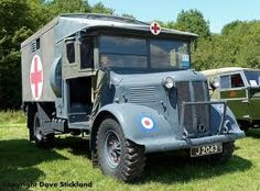 austin k2 ambulance - Google Search