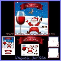 MERRY SANTA Christmas Mini Kit