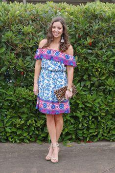 Fiesta-Forever-off-the-shoulder-dress