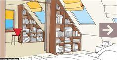 Mesmerizing Attic storage design ideas,Attic renovation tips and Attic bathroom cabinet. Attic Doors, Garage Attic, Attic House, Attic Loft, Attic Window, Attic Stairs, Attic Ladder, Attic Library, Attic Playroom