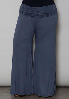 e6461a43256 Classic Jersey Pants Big Girl Fashion