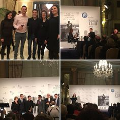 """Assistim al Premi Ramon Llull de les Lletres Catalanes 2018: """"La força d'un destí"""" de Martí Gironell #premis #llibres @lletres @martigironellg #Esparreguera #quèfemalesbibios"""