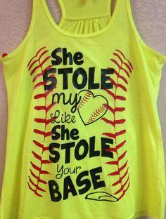 This softball things, softball stuff, softball shirt ideas, softball cheers Softball Mom Shirts, Softball Crafts, Softball Quotes, Softball Players, Girls Softball, Fastpitch Softball, Baseball Mom, Baseball Shirts, Sports Shirts