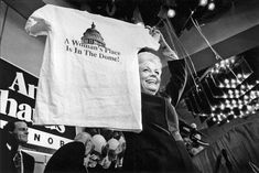 Twelve years ago today, Ann Richards — the feminist and populist former Texas governor who led the state through years of progressive reforms — died at her home in Austin. She was 73 years old. We dug into the archives at the to commemorate. Dorothy Ann, Ann Richards, Texas Governor, Feminist Icons, We Are Strong, Looking Back, Clean House, To Tell, T Shirts For Women