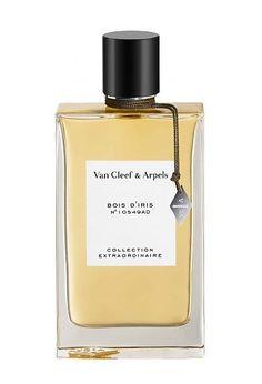 Bois d`Iris by Van Cleef & Arpels is a balmy Oriental Woody fragrance that features iris, myrrh, labdanum, incense, amber, musk, vetiver, ambergris, vanilla, and sugar.  - Fragrantica <3<3<3<3<3
