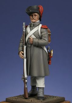 French grenadier 1806. Lead Soldiers, Toy Soldiers, Military Figures, Empire, French Army, Napoleonic Wars, Figure Model, Space Marine, Reference Images