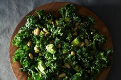 How To Make The Perfect Kale Salad — No Recipe Required #Refinery29  I keep trying to love you Kale.