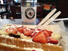 We love the delicious Benelux in downtown Raleigh, NC!