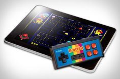 Forget those ridiculous-looking black add-on smartphone controllers — if you're really looking to add some portable, real-world controls to your gaming experience, pick up the iCade 8-Bitty ($25). Sporting an eerily familiar retro rectangular design, it offers up a D-pad, eight buttons, Bluetooth connectivity, and compatibility with any and all iCade games for the iPad, iPhone, and iPod touch. Coming later this year.