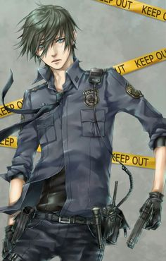 Anime officer;)