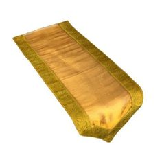 Amazon.com: Organza Table runner 72 inch summer décor indian ornament: Kitchen & Dining