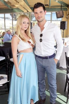 Are Scream Queens Costars Taylor Lautner and Billie Lourd Dating?