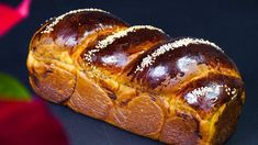 Traditional Romanian Brioche Bread/ Cel Mai Pufos Cozonac Traditional - YouTube Brioche Bread, Sifted Flour, Pastry And Bakery, Dry Yeast, Melted Butter, Pesto, Nutella, Traditional, Desserts