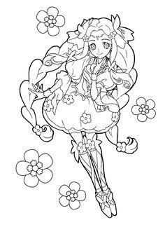 ペコちゃん動物コスプレぬりえ ミツキmaウスの小さな世界 Pekoちゃん