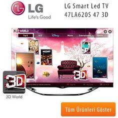 """LG 32LB582V 32"""" WiFi Uydu Alıcılı UsbMovie SMART FULL HD LED TV ( LG Türkiye Garantilidir ) :: Önerdik"""