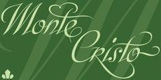 Monte Cristo™ font download