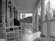 front porces | What Makes a Good Front Porch | Afton Village - A New Old Neighborhood ...
