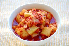 Sense & Serendipity: Watermelon Rind Kimchi