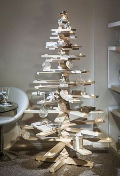 Exciting Christmas Tree Pallet