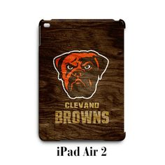 Cleveland Browns Custom 2 iPad Air 2 Case Cover Wrap Around
