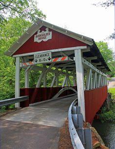 PA Covered Bridges. Buckholder Bridge - in the general area of Somerset Pa