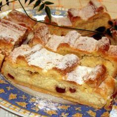 Strudel, French Toast, Breakfast, Food, Hungarian Recipes, Morning Coffee, Essen, Meals, Yemek
