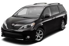 My Beckers Story: Brad's Auto Review: The 2015 Toyota Sienna