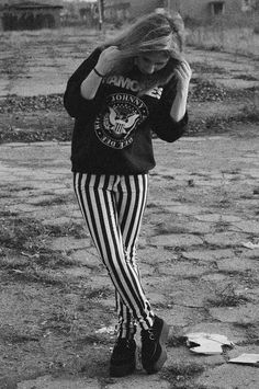 can i have everything? the pants.. the creeps... the ramones crew.. :)