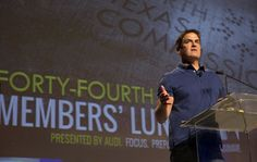 Mark Cuban's tips for eventual winner of the $1.4 billion (or more) Powerball jackpot |  | Dallas Morning News