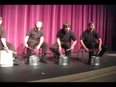 Bucket Jam from Novelty Jams by Lamar Burkhalter - YouTube