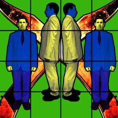 Gilbert and George by on DeviantArt Gilbert & George, Pre Raphaelite Brotherhood, Visual Arts, Welsh, Contemporary Artists, Puppets, Art Boards, Graphic Art, Illustration Art