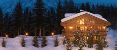 Luxury Ski Chalet Rental in the French Alps, Courchevel, Chalet Blanchot