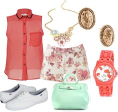 """#72 pretty pastels"" by jamie-s26 on Polyvore"