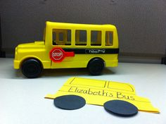 Wheels on the Bus Activity