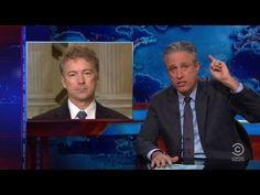Jon Stewart – The Reason for the Eric Garner choking murder