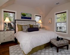 Sunny California Haven- Master Bedroom