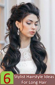 Are you looking for some super stylish hairstyle ideas for long hair? well this is the post for you, find some super stylish hairstyles for long hair. Just keep reading.