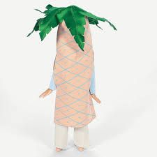 palm tree outfit