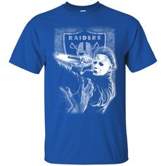 Oakland Raiders Shirts Jason Voorhees Friday The 13th T-shirts Hoodies Sweatshirts