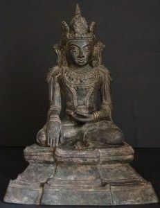 Burmese Bronze Jambhupati Buddha Statue Buddha Art, Ideas Nature , HomeMore Pins Like This At FOSTERGINGER @ Pinterest
