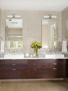 10 best vanity backsplash images washroom small bathroom rh pinterest com