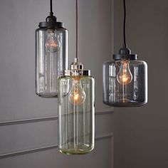 Industrial Retro Lamps