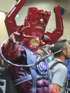 Galactus by Sideshow Collectibles - 2013 SDCC  #marvel #galactus #sideshowcollectibles #sdcc