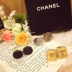 有楽町ルミネVintage Chanel アクセサリー