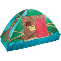 Tree House Bed Tent by Pacific Play Tents - $69.95  sc 1 st  Pinterest & Lady Bug Bed Tent- $59.99! | For The Bedroom | Pinterest | Lady ...