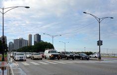 Chicago (USA) - Chicago in USA. Chicago Usa, Street View