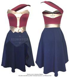 vestidos-dc-e-marvel-1